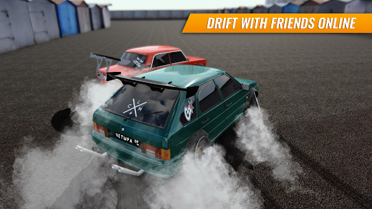 Russian Car Drift 1.8.14 Apk + Mod + Data 1