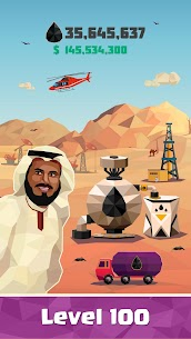Idle Oil Tycoon: Gas Factory Simulator 3