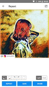 Repost for Instagram – Regram 3