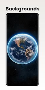 Wallpapers 4K, Backgrounds 3D/HD Pixel 4D Themes 1.6 Apk 4