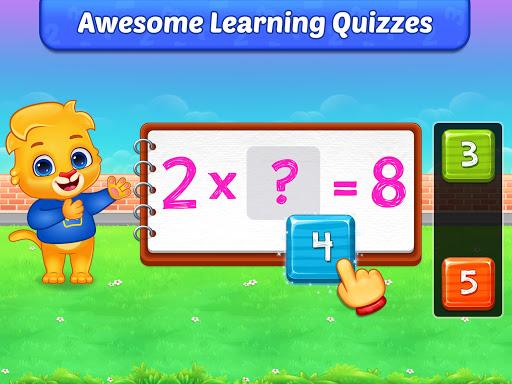 Multiplication Kids - Math Multiplication Tables apkpoly screenshots 11