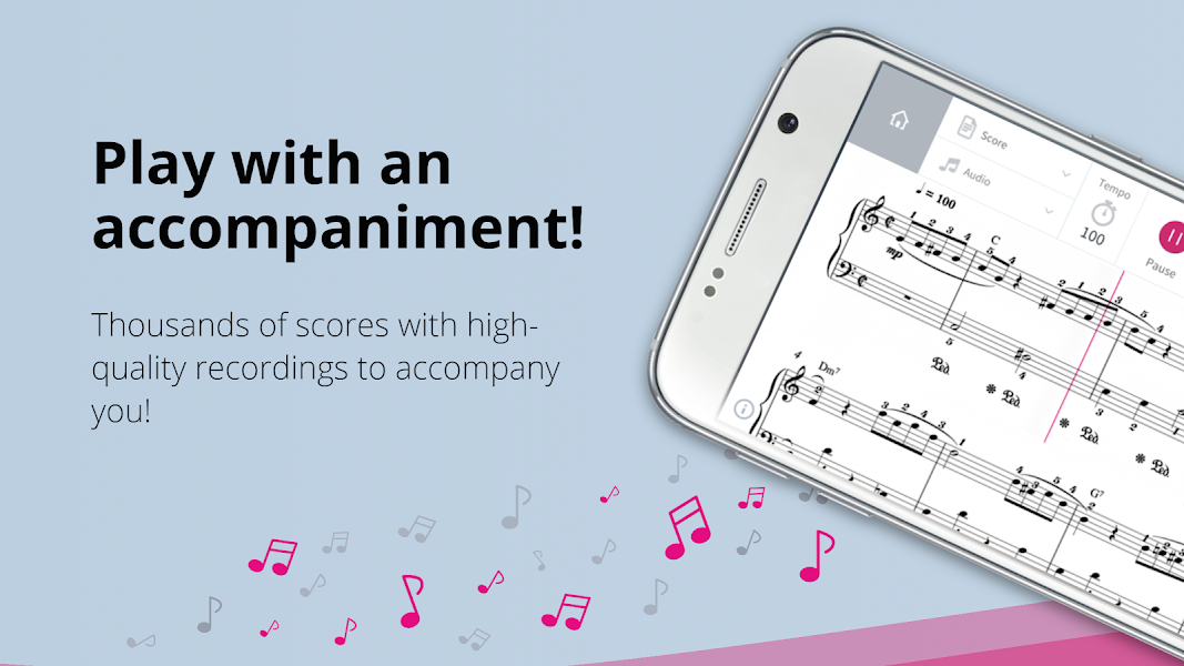 Tomplay - Sheet Music and Backing Tracks