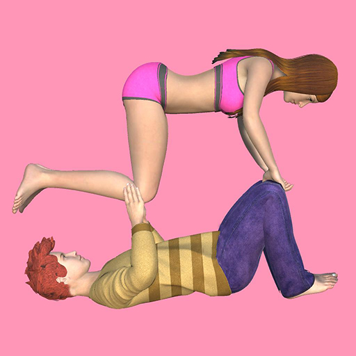 Human Twister