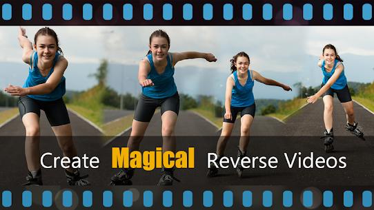 Reverse Video Movie Camera Fun Premium v1.55 MOD APK 1