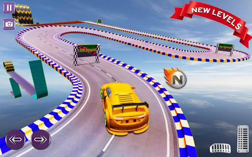 Ramp Car Jump Stunts  screenshots 3