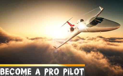 Airplane Game New Flight Simulator 2021: Free Game  screenshots 3