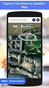 GPS Satellite - Live Earth Maps & Voice Navigation 3.5.1
