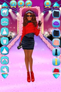 トップモデルドレスアップ-ファッションサロン