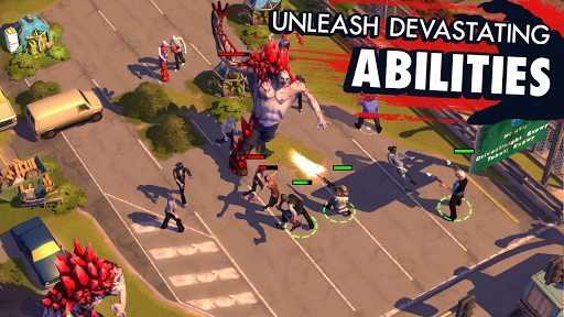 Zombie Anarchy: Survival Strategy Game  Screenshots 4