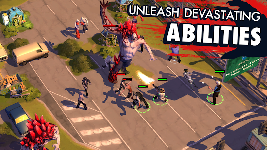 Zombie Anarchy: Survival Strategy Game 4