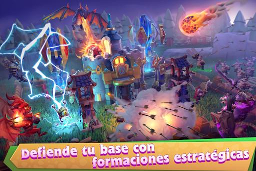 Castle Clash: Dominio del Reino  Screenshots 9