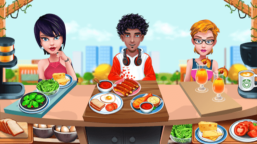 Cooking Chef - Food Fever 3.6 screenshots 4