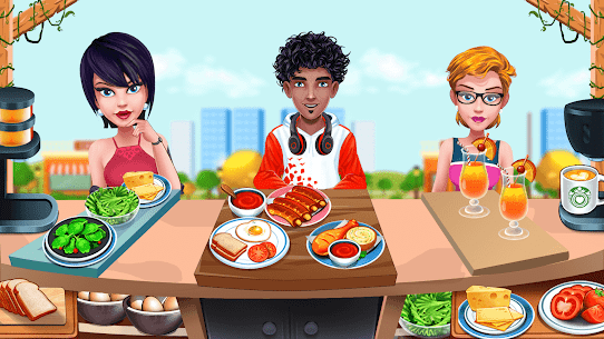 Cooking Chef – Food Fever 4