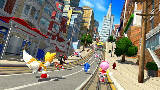 Sonic Forces u2013 Multiplayer Racing & Battle Game  screenshots 7