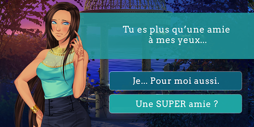 Télécharger Gratuit Amour Sucré - Episode / Otome game apk mod screenshots 4