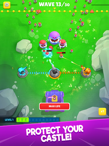 Auto Defense - Play this Epic Real Castle Battler  screenshots 13