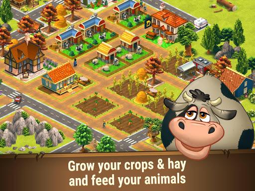 Farm Dream - Village Farming Sim modavailable screenshots 7
