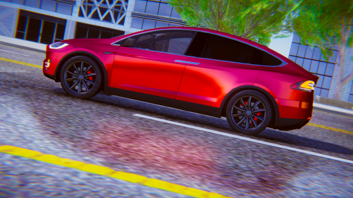 Electric Car Simulator: Tesla Driving 1.4 screenshots 11