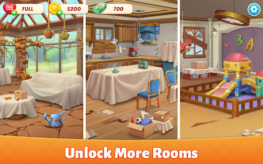 Baby Mansion-home makeover 1.023.5066 screenshots 14