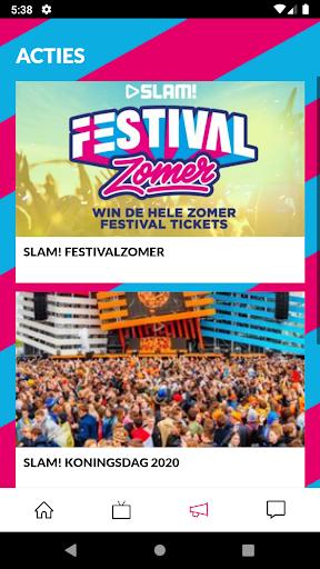 slam! screenshot 3