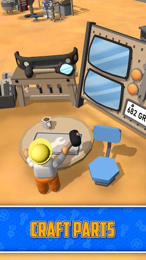 Scrapyard Tycoon Idle Game 0.11.1 screenshots 4