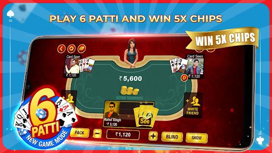 Teen Patti by Octro - Real 3 Patti Game 7.96 Screenshots 7