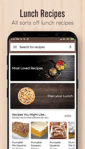 Foto do Lunch Recipes