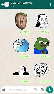 Free WAStickerApps Memes Apk Download 2021 4