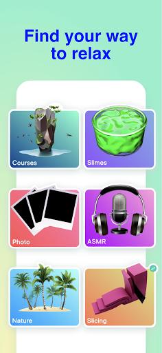 Jelly: Slimes & ASMR, antistress simulation games 1.4.5 screenshots 4