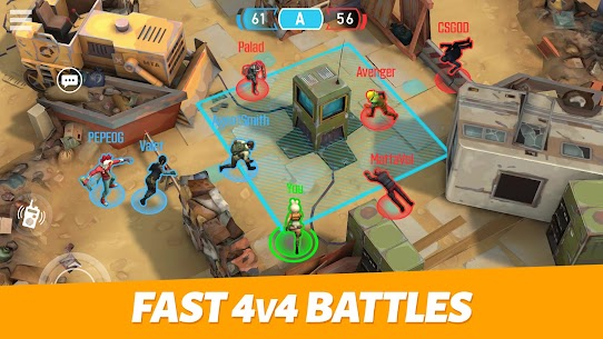 Outfire: Multiplayer Online Shooter Mod Apk 1.5.2 (All Weapons Unlocked) 1