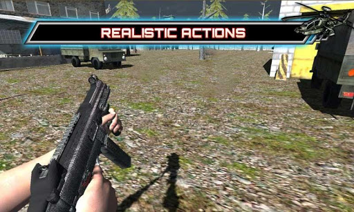 US Army Mission - Free FPS Games  Screenshots 10