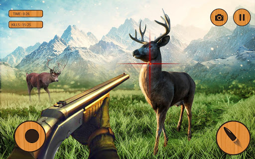Wild Animals Hunting Games 3D  screenshots 3
