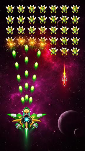 Code Triche Space Shooter: Les Envahisseurs Extraterrestres APK MOD (Astuce) screenshots 1