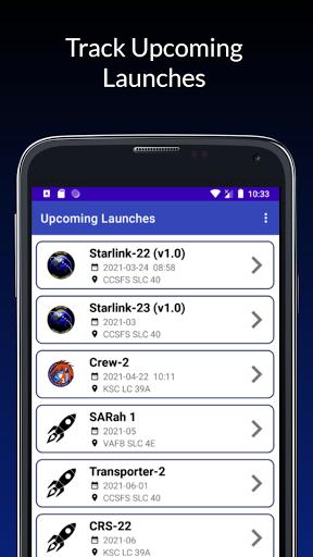 Follow SpaceX  screenshots 6