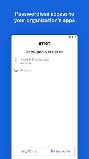 Okta Verify 6.1.1 Screenshots 3