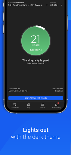 Air Quality - AirCare android2mod screenshots 8