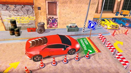 Car Parking 3D Driving Games - New Car Games screenshots 1
