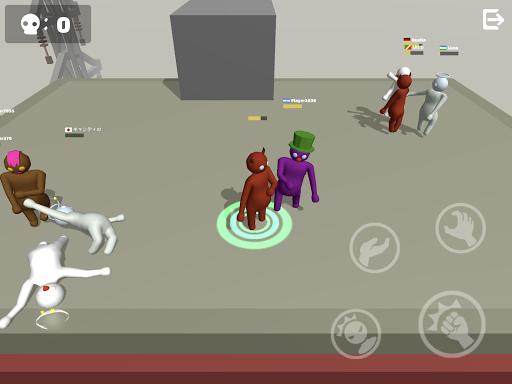 Noodleman.io 2 - Fun Fight Party Games 2.8 screenshots 6