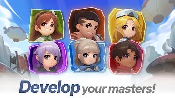 Raid Masters Online - Boss Raids