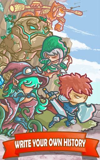 Kingdom Defense 2: Empire Warriors - Tower Defense  Screenshots 16