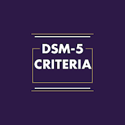 DSM-5 Diagnostic Criteria  Icon