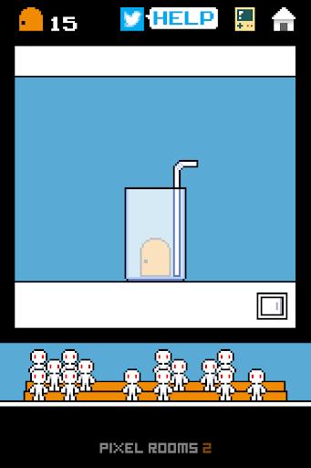 Pixel Rooms 2 room escape game 1.2.0 screenshots 3