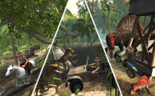 Dino Safari: Online Evolution 21.1.2 screenshots 22