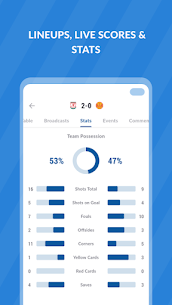 Live Soccer TV Apk, Live Soccer TV Apk Download – Scores, Stats, Streaming TV Guide *New 2021 4