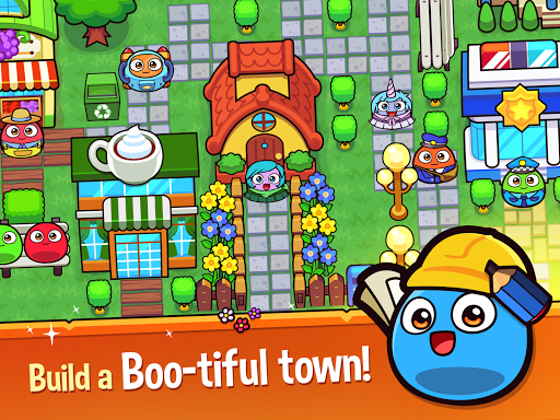My Boo Town - Cute Monster City Builder 2.0.2 screenshots 8