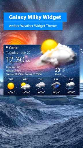 live weather widget accurate Apk 1