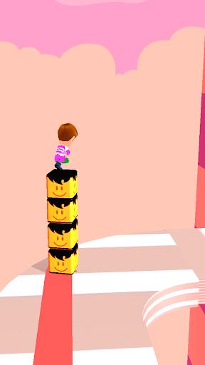 Cube Tower Stack 3D screenshots 16