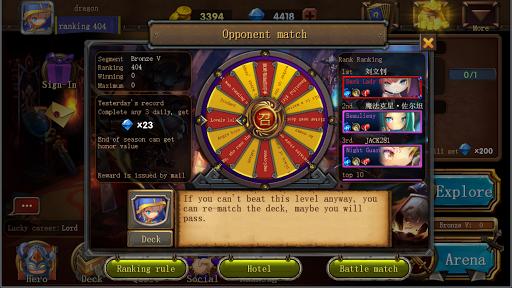 Dragon Call (Card battle TCG) apkdebit screenshots 7