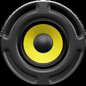 icono Parlante para sonidos bajos
