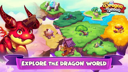 Idle Dragon Tycoon – Ejderha Simülatörü Full Apk İndir 5